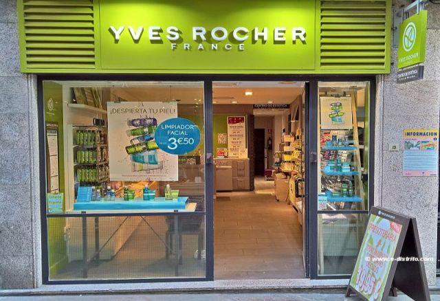 Cabina Estetica Yves Rocher : Yves rocher e distrito a primeira plataforma xeralista da coruña