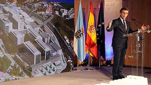 A Coruña/ O novo Chuac seguirá na súa ubicación das Xubias e duplicará a súa superficie.