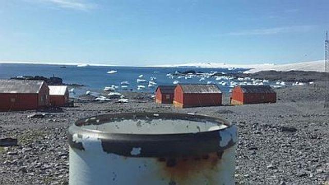 A Antártida rexistra unha temperatura récord de 18,3 graos