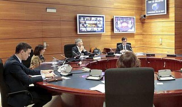 O Plan aprobado polo goberno español para paliar os efectos da pandemia por coronavirus mobilizará 200.000 millóns de euros