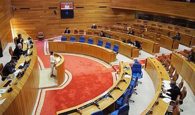 A oposición únese contra a manipulación da CRTVG e critica que non emitise a reunión da Deputación Permanente