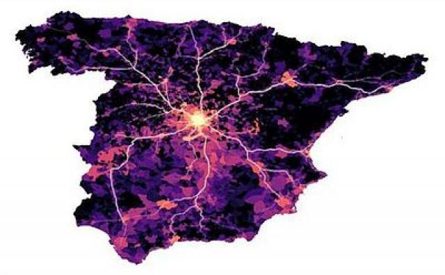 Un estudo conclúe que o 76% do pico da pandemia no Estado procede de viaxes con orixe/ destino en Madrid