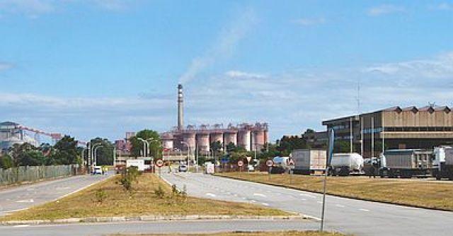 Alcoa propón pechar a planta de aluminio en San Cibrao e despedir 534 traballadores