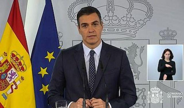 Sánchez decreta o estado de alarma con confinamento nocturno para loitar contra a COVID, que será xestionado polas CCAA