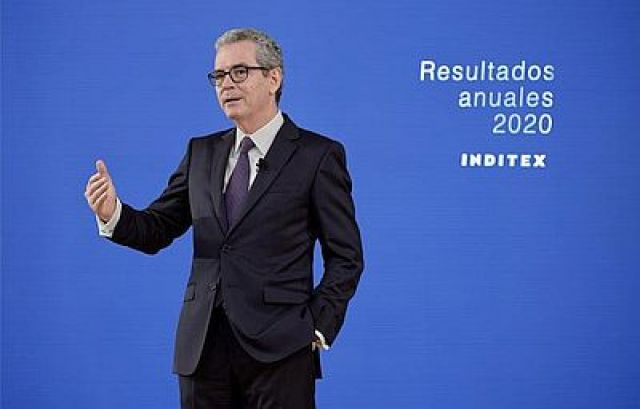 Inditex tamén se lanza ao mercado das enerxías térmica e eléctrica