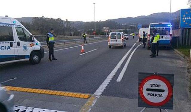 """O PP avanza que """"en ningún caso"""" apoiará que a Policía galega regulada por lei dende 2007 asuma o control do tráfico"""