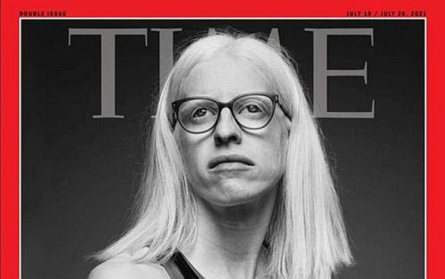 Susana Rodríguez, a galega na portada de Time: médica, divulgadora e paralímpica